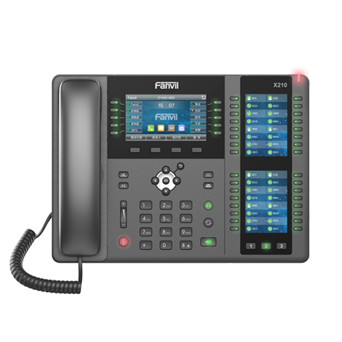 X210 Enterprise IP Phone