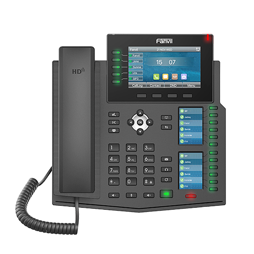 X6U High-end IP Phone